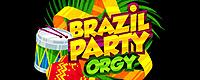 Visit Brazil Party Orgy